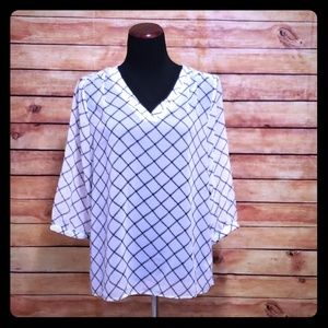Old Navy Tops - Sheer Blouse